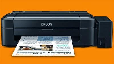 Resetter Epson L300 miễn phí tải về
