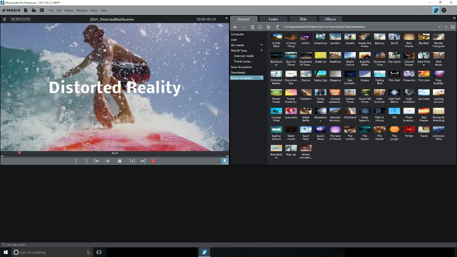 Synapse Circuit Technology Review Magix Movie Edit Pro