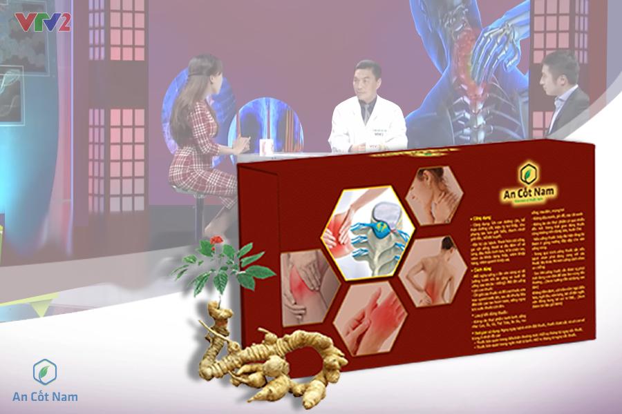 Bác sĩ Toàn giới thiệu An Cốt Nam trên VTV2