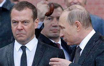 «Был момент, когда Путин решил, что Медведев представляет для него угрозу»