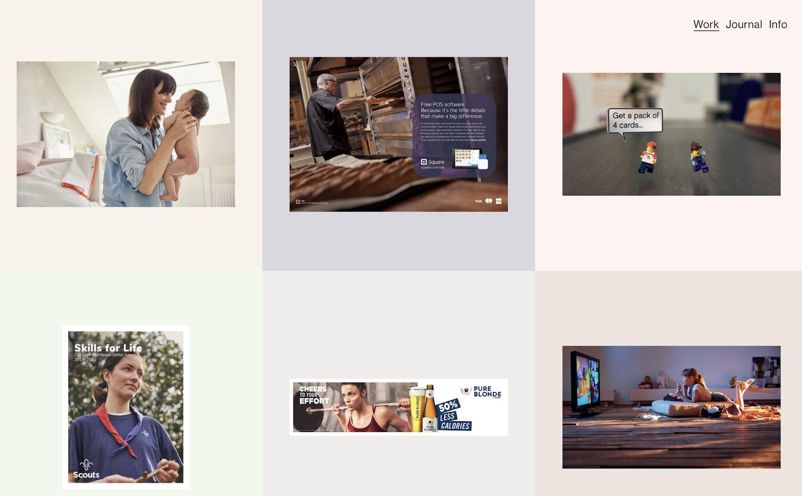 21 Memorable Photography Portfolio Websites to Inspire You
