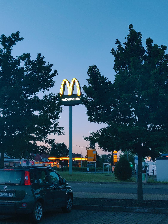McDonalds als bekanntestes Markenbeispiel