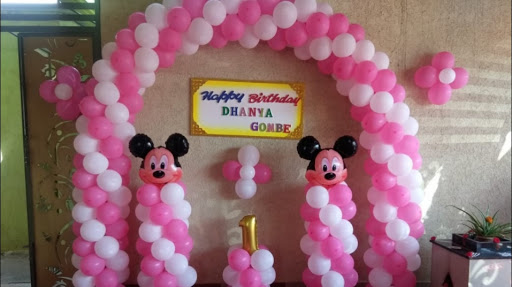yashika balloon decoration balloon artist in bangalore