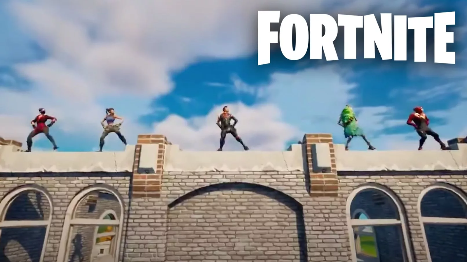 After nearly a decade, Fortnite now follow the popular Gangnam Style trend 2