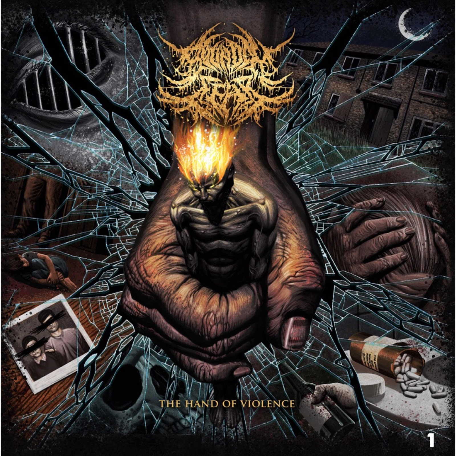 """Bound in Fear """"The Hand of Violence"""""""