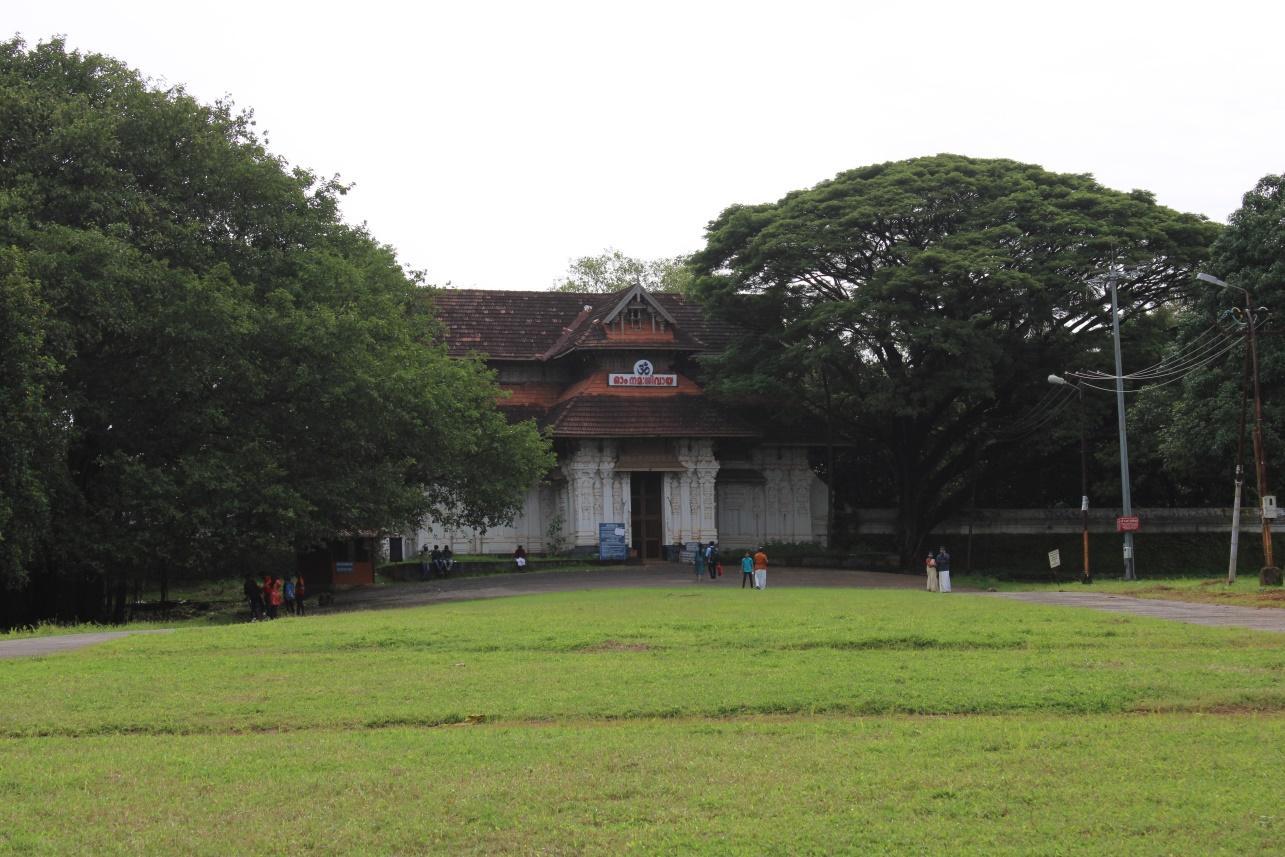 Thekkinkaadu Maidanam I PinkLungi
