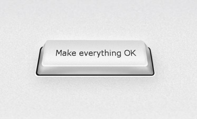 make every thing ok