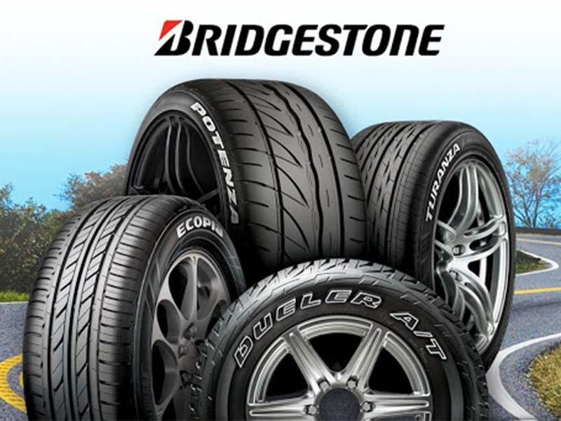 Lốp Bridgestone - thương hiệu lốp ô tô số 1 Nhật Bản