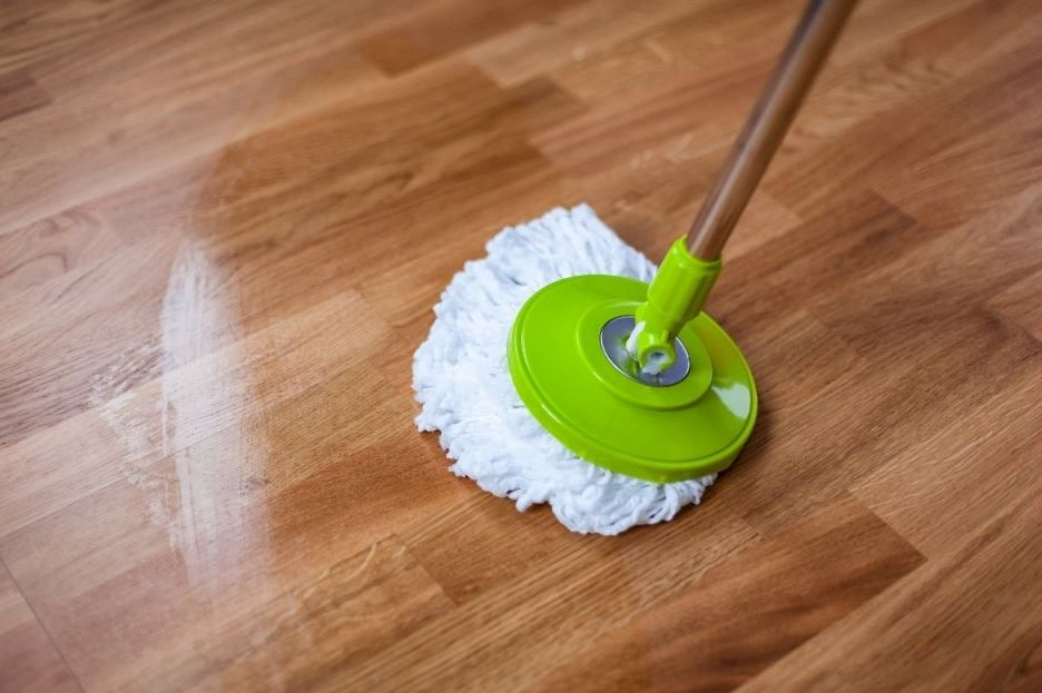 must have cleaning tools - mop