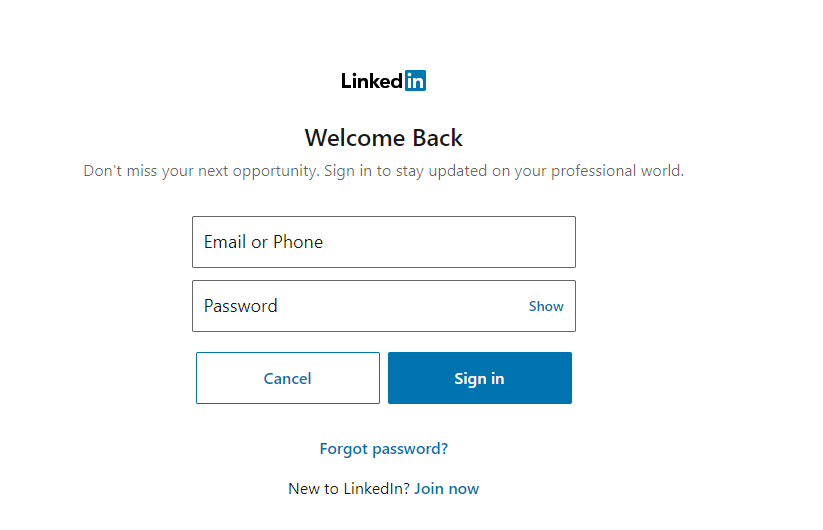 Reconnecting your LinkedIn account - recurpost - social media scheduling tool
