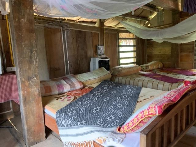 Phòng ngủ tập thể Mai Chau Family Homestay Mai Châu