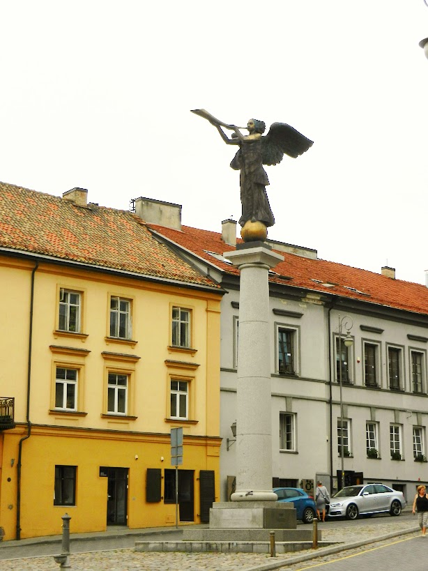 The Angel of Užupis
