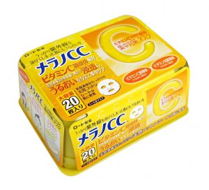 Mặt nạ CC Melano Nhật Bản