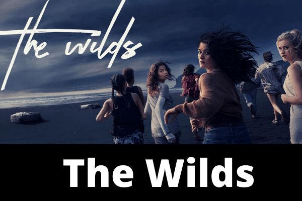 The Wilds Season 1 best original amazon prime series