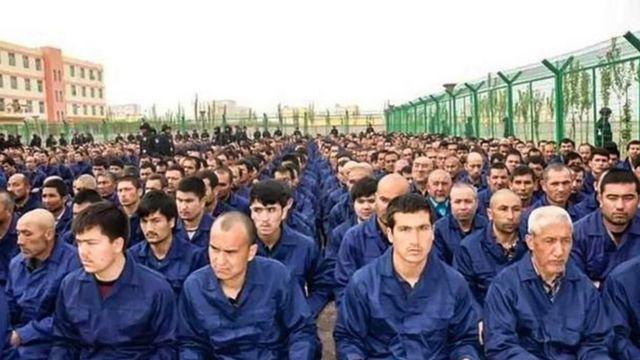 Những trại cải tạo như thế này giống như nhà tù quân đội hơn là một trung tâm giáo dục, đào tạo nghề, theo các tài liệu bị rò rỉ