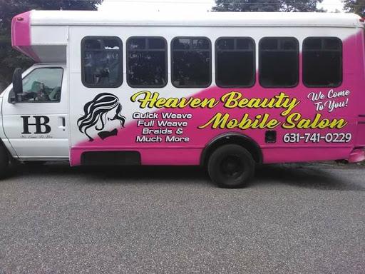 Heaven Beauty Mobile Salon - Mobile Hairdresser