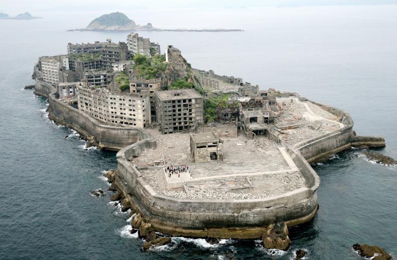 ตำนานสยองขวัญทั่วโลก : เกาะร้างฮาชิมะ 03