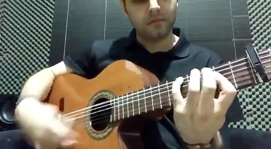 كمپاس دستگاه بولرياس پاكودلوسيا فرزین نیازخانی گیتار