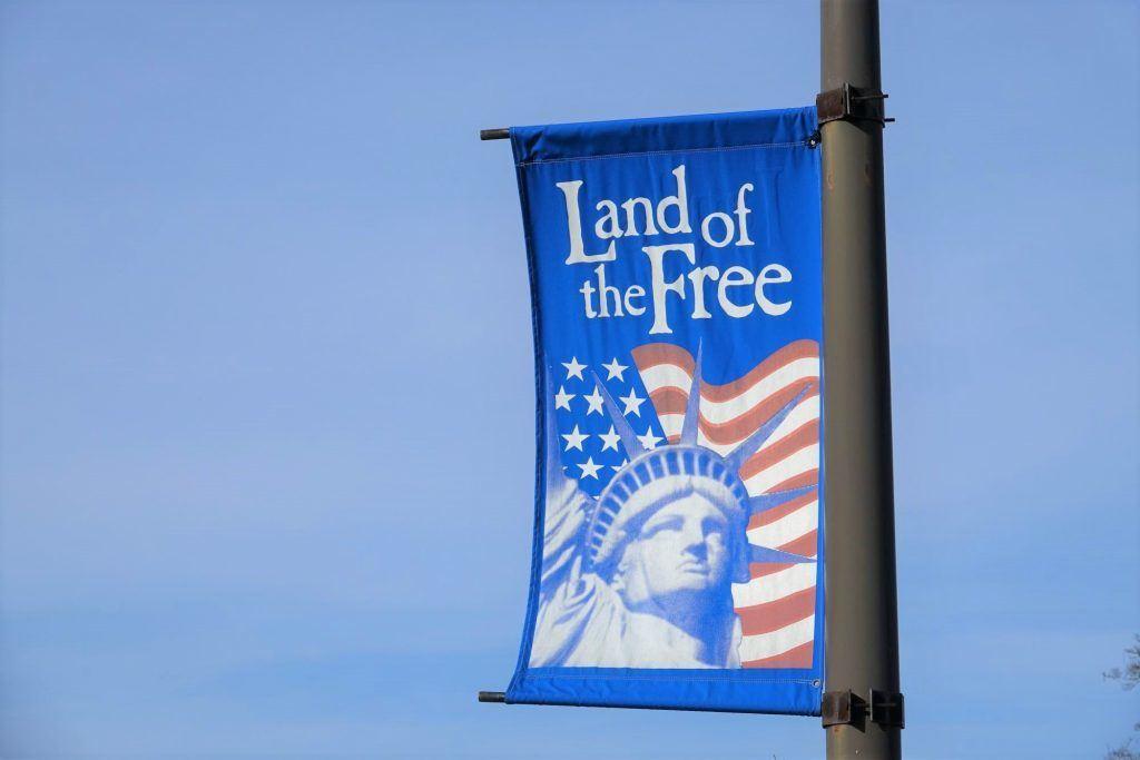 Buffalo Grove Land of the free