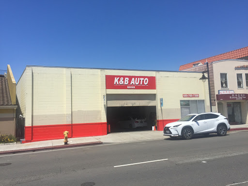 K Amp B Auto Specialists Auto Repair Shop In Daly City