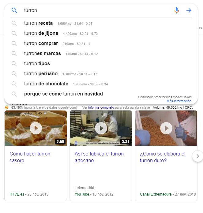 google autosuggest para seo