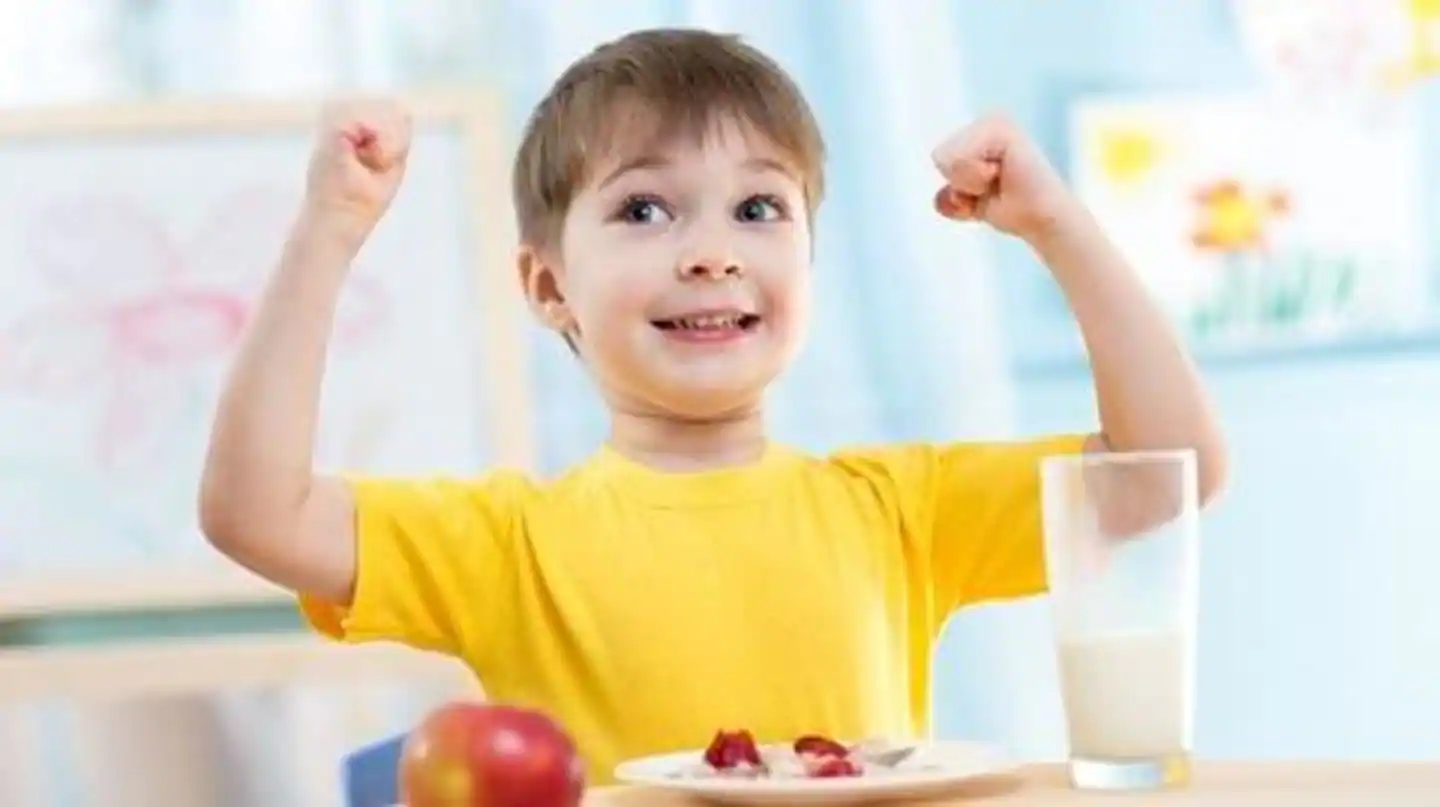 Tips To Boost Your Child's Immunity