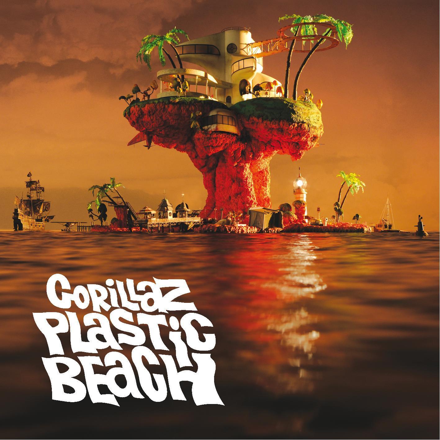 Plastic Beach | Gorillaz Wiki | Fandom