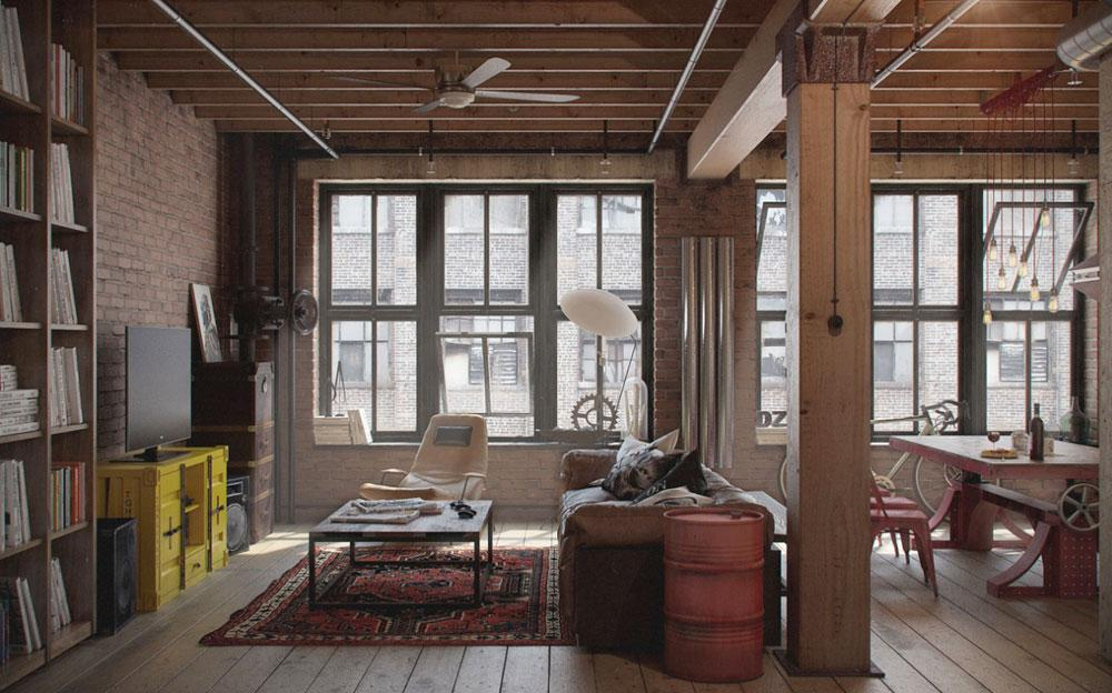 Modern-Industrial-Interior-Design-Definition-And-Ideas-To-Follow-1 Modern Industrial Interior Design - Definition And Ideas To Follow