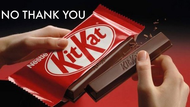 kit kat no thanksjpg