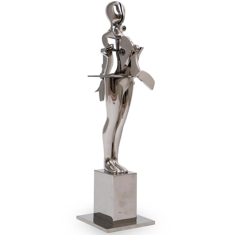 Radical Cut figure by Ernest Trova