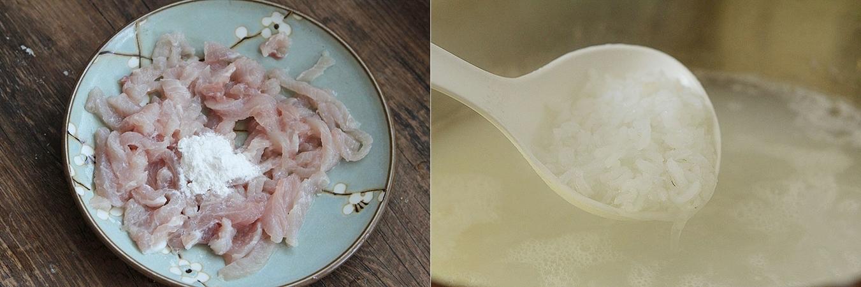 Trời lạnh ngại ra ngoài, bữa sáng cứ nấu món cháo này thì đảm bảo đủ chất mà ấm bụng vô cùng - Ảnh 3.