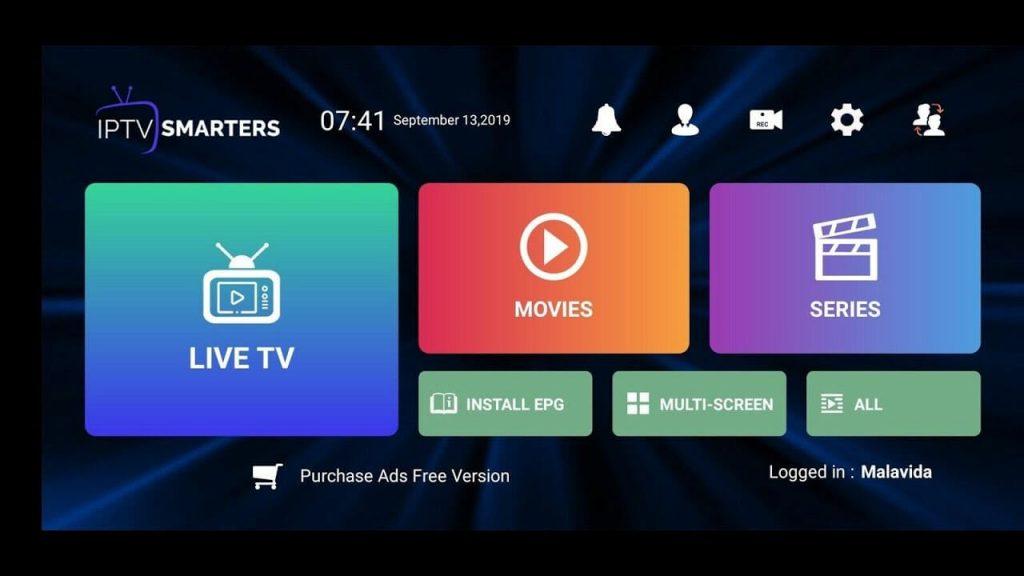 ما هو تطبيق IPTV Pro