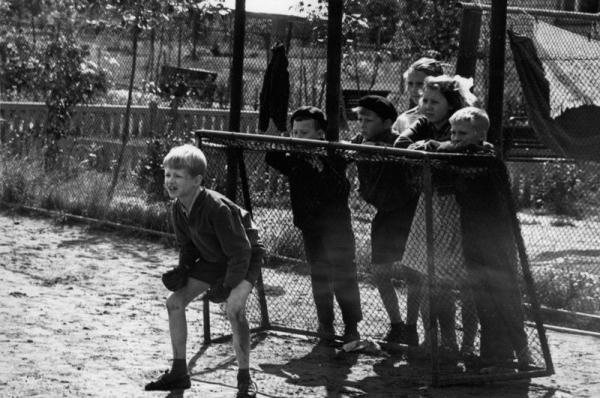 дворовые игры времен СССР