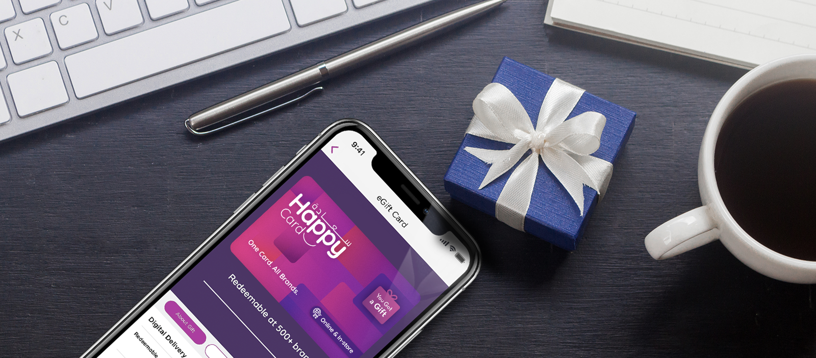 Organize Group Gifts Online for Your Work Colleagues with eGift Cards