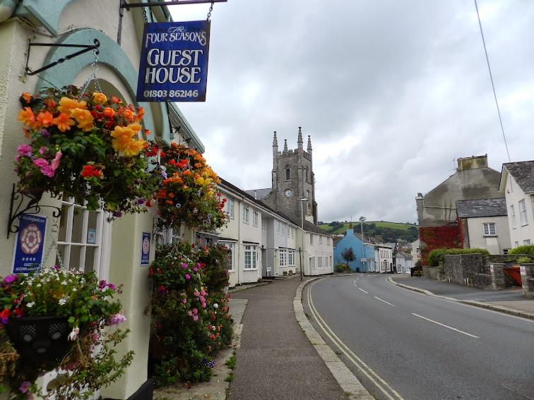 Bridgetown Totnes England