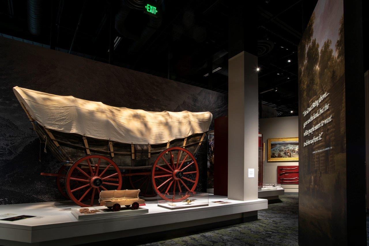 Image of Conestoga Wagon