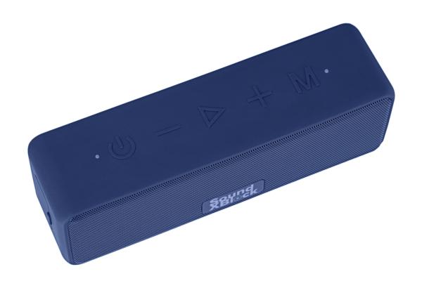 Интерфейсы 2E SoundXBlock TWS MP3 Wireless Waterproof Blue