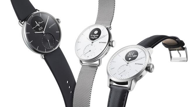 wearable tech watches