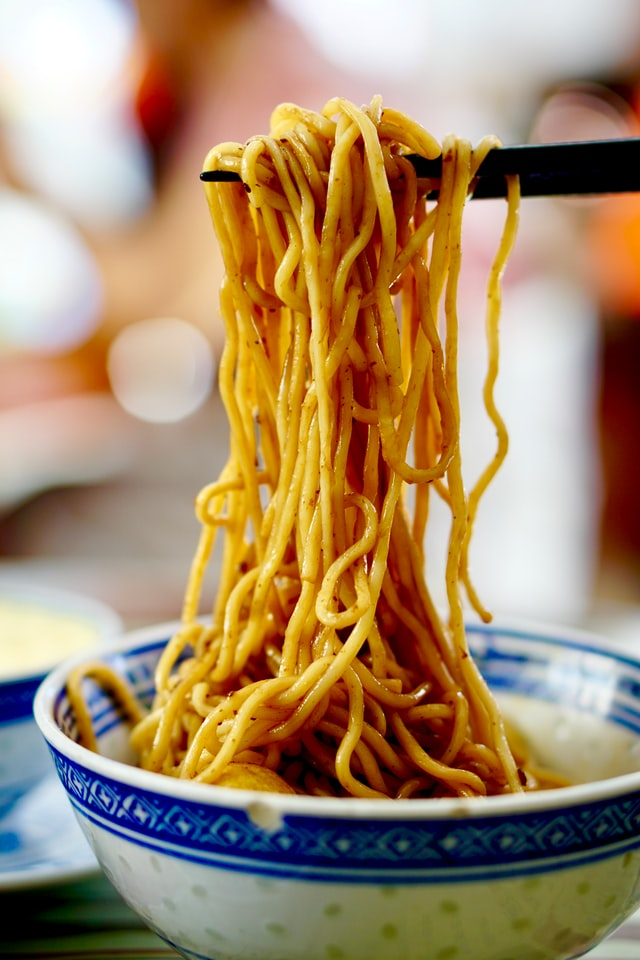 Difference Between Noodles And Chow Mein