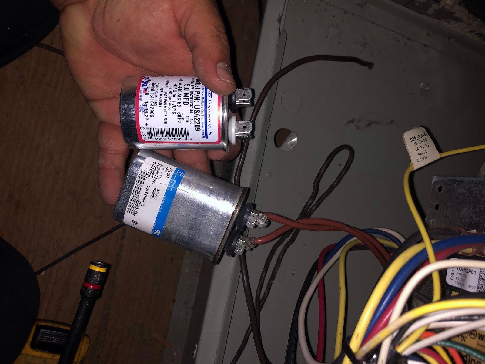 Aire Serv furnace repair.