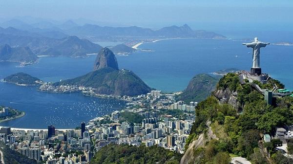 Brazil là đất nước có diện tích lớn thứ 5 trên thế giới và lớn nhất tại Nam Mỹ