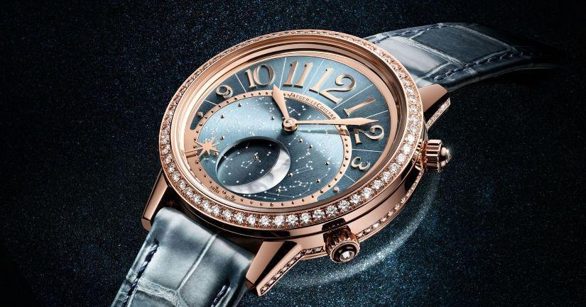 Часы Jaeger-LeCoultre Rendez-Vous Moon Serenity