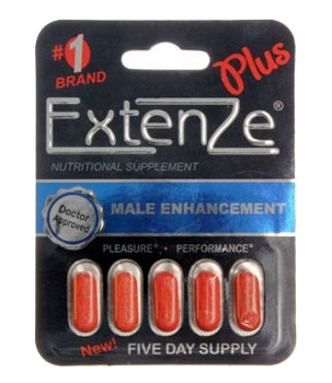 ExtenZe male enhancement pills