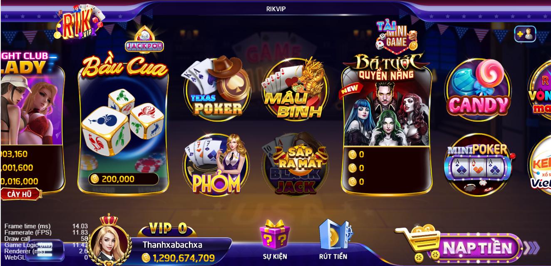Tham gia chơi poker dễ dàng tại RikVIP