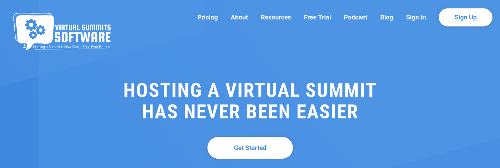 Virtual Summits Software - Tech Influencer Program