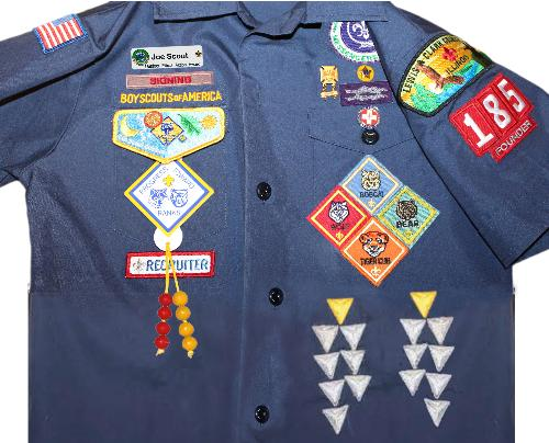 Public BADGES AND AWARDS - Cub Scout Pack 0682 (Sioux Falls, South