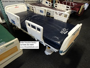 Stryker Secure 2 square rail hospital bed mini.jpg