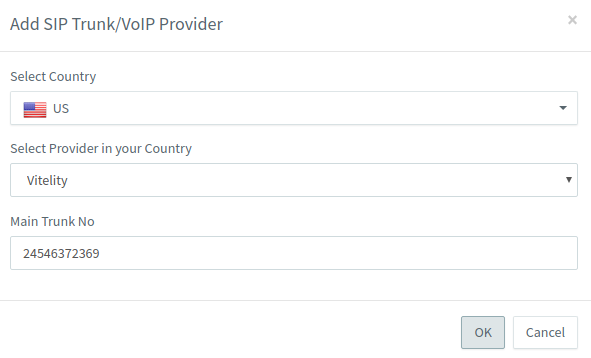 Configuring SIP Trunks / VoIP Providers in 3CX Phone System