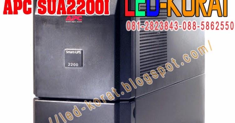 APC SUA2200I - จำหน่าย ป้ายLEDสำเร็จรูปราคาถูก และออกแบบ ...