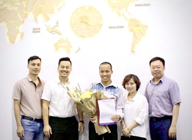 Trần Đức Chung: Ngọn gió mới của Khối kinh doanh Thương mại toàn cầu MCC Group
